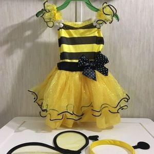 Other - 2T girl bee Costume